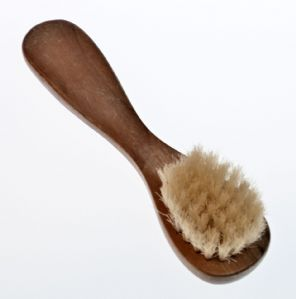 M-BP34 Wooden Face Brush
